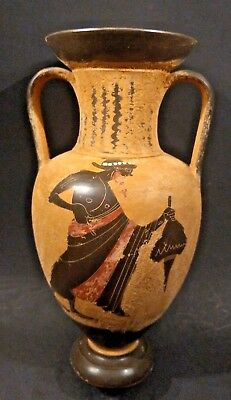 Ancient Style Greek Amphora - Grand Tour - Early 20th Century