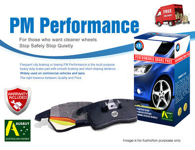 FORD Mondeo XR5 Turbo MA MB 2007-2014 FRONT Disc Performance Brake Pads DB2236