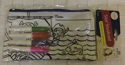 HL make your own pencil case new postage $8