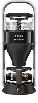 PHILIPS HD5408/20 Cafe Gourmet Coffee Maker Black/Silver 1300W Genuine New