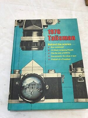 Western Kentucky Yearbook 1976 The Talisman College University Bowling Green