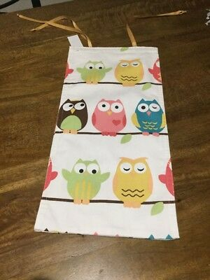 Baby Diaper Nappy Stacker---Large Owls—- New Free Post, (T14)