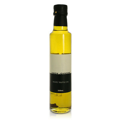 NEW Simon Johnson White Truffle Oil 250ml