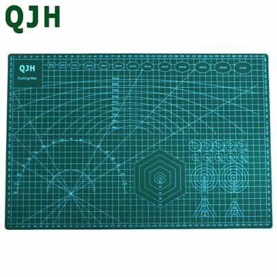 A3 Pvc Cutting Mat Double-sided Self Healing Cutting Board Fabric Leather Craft