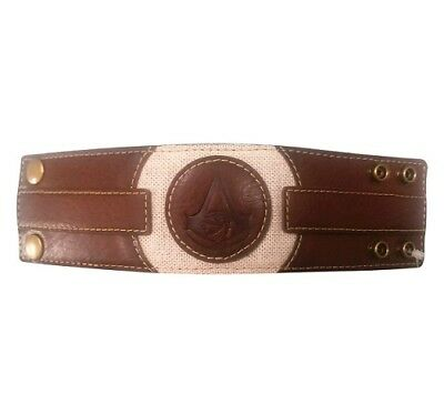 Assassin's Creed Origins - Embossed Icon Wristband