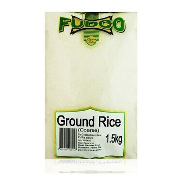 Fudco Ground Rice 1.5 Kg