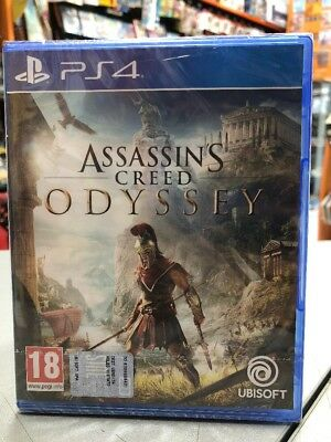 Assassin's Creed Odyssey Ita PS4 NUOVO SIGILLATO