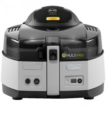 DeLonghi MultiFry Classic FH 1163/1 Multicooker & Fryer  1400W Genuine New