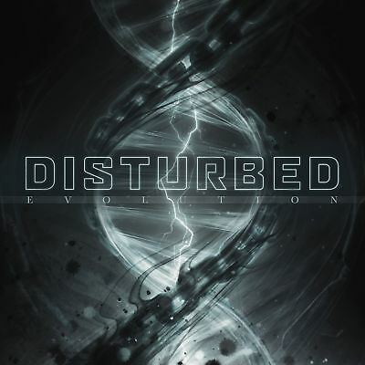 Disturbed - Evolution  - New Deluxe CD Album - Pre Order Released 19/10/2018