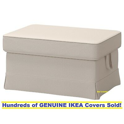 Ikea Ektorp Loveseat Cover Lofallet Beige Slipcover Sealed 703 217