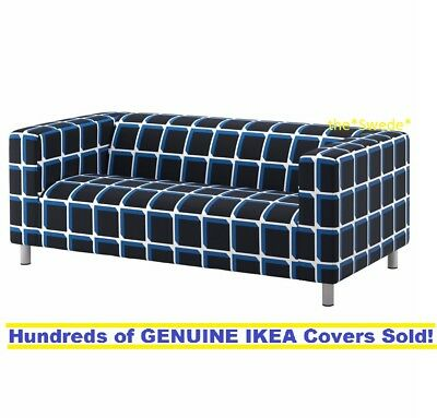 Stupendous Ikea Klippan Loveseat 2 Seat Sofa Cover Slipcover Onthecornerstone Fun Painted Chair Ideas Images Onthecornerstoneorg