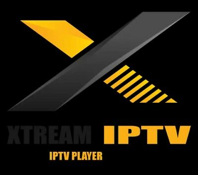 ABONNEMENT 12 MOiS iPTV💎XTREAM CODES▪X-TREAM iPTV▪M3U▪