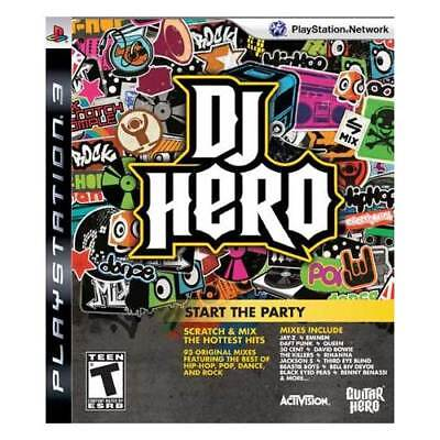 Activision Inc Act 96192 Dj Hero (Sw)