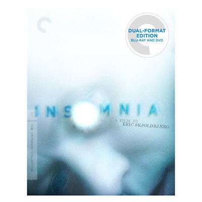 Criterion Collections Brcc2374 Insomnia (Blu-Ray/dvd Combo/1997/ws 1.85/2 Disc)