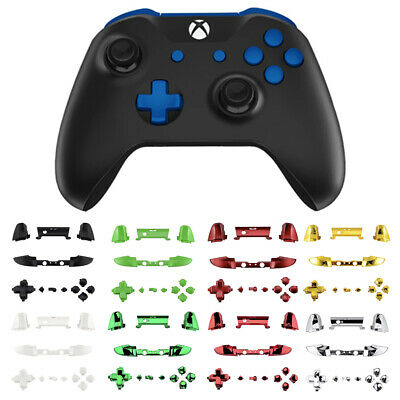 Xbox One S Controller Buttons Full Replacement Kit (ABXY, LT+RT, D-Pad, LB+RB)