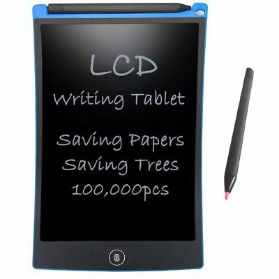 "8.5"" Electronic eWriter LCD Writing Tablet Drawing Board Paperless Digital Graff"