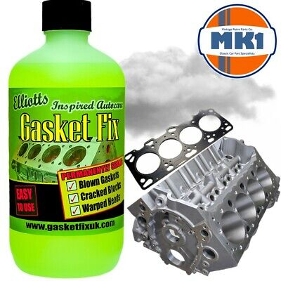 Diesel Engine Super Fast Seal Head Gasket Fix Cylinder Diy Sealant Repair