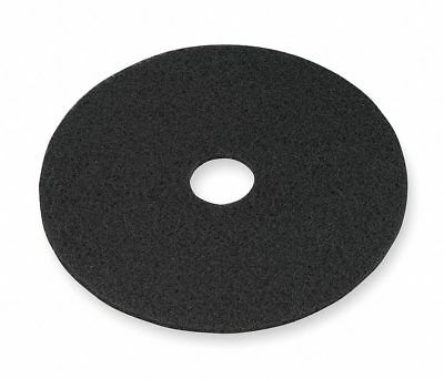 3M 7200 Non-Woven Nylon/Polyester Fiber Round Stripping Pads | 19"