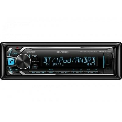 KENWOOD KMM-303BT autoradio USB bluetooth