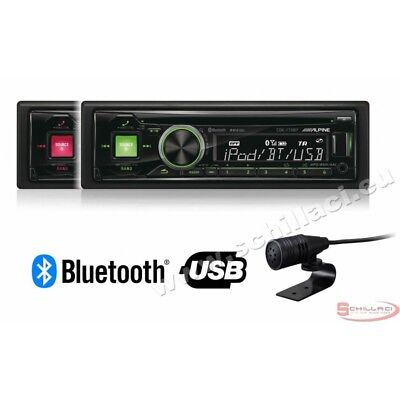 ALPINE CDE-173BT Autoradio bluetooth CD USB