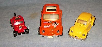 1967 Vw Think Small Volkswagen Book Fire Brigade German Eagle Ss695 4701 Toy Car
