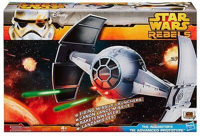STAR WARS - Inquisitor TIE Advanced Prototype - selten - vhtf - auf Lager!