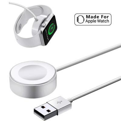 For Apple Watch iWatch Magnetic USB Charging Cable Charger 38/42mm Series 1/2/3