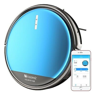 Proscenic 811GB Robot Vacuum Cleaner, Robotic Vacuum Cleaner with Boundary Ma...