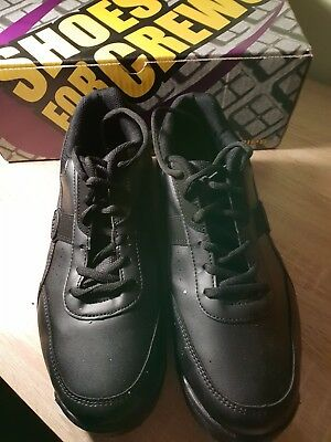 Shoes for Crews 6015 Schwarz 46