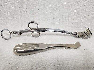 """2 EB Meyrowitz Medical instruments   """"FREE SHIPPING IN THE U.S"""""""