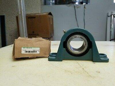 Dodge P2B-SC-20 Pillow Block Bearing 123819 2""