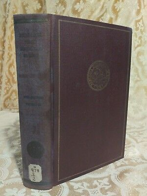 1917 Collections of Nebraska State Historical Society Antique Book NE History