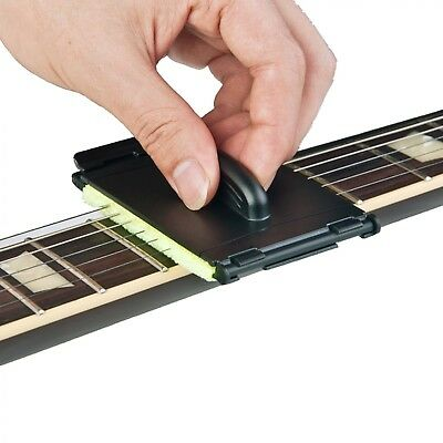 Strings Scrubber Cleaner Fingerboard Rub Cleaning Tool Electric Acoustic Care