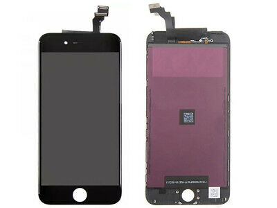 Black Touch Screen Glass Digitizer LCD Replacement Assembly for iPhone 6 !! USA