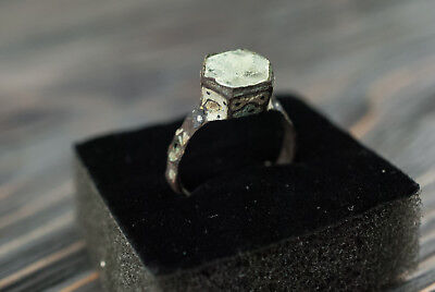 Antique Ring 17th Century AD Medieval Artifact Vintage Jewelry Ancient Ring