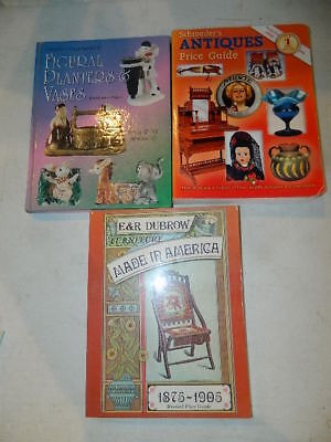 Schroeder's Antiques Price Guide E&R Dubrow Collector's Encyclopedia Planters