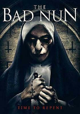 The Bad Nun - DVD Region 1 Free Shipping!
