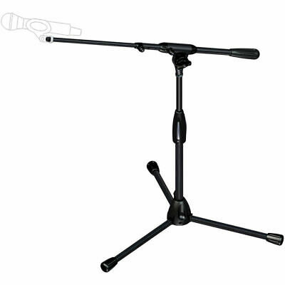 Ultimate Support PRO-T-SHORT-T Pro Short Tripod Mic Stand / Telescopic Boom