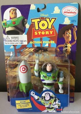 Toy Story.  Boxer Buzz Lightyear. Thinkway Toys. 1995