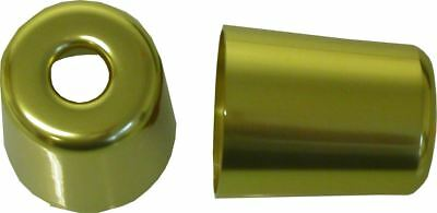 Bar End Weight Covers Gold ZX7R