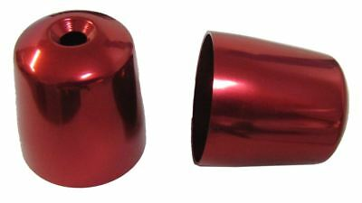 Bar End Weight Covers Red Triumph Daytona 900-1200,Sprint,S/Triple