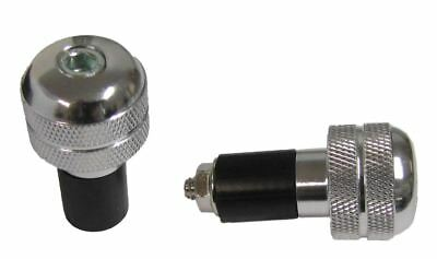 Bar End Weights Universal Silver