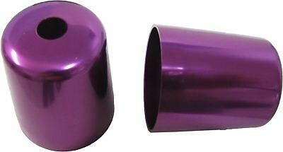 Bar End Weight Covers Purple YZF1000R Thunderace