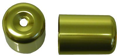 Bar End Weight Covers Gold TL1000S