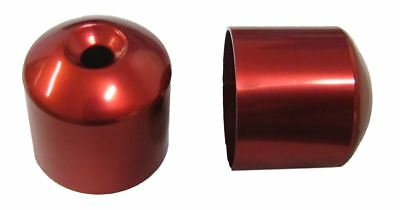 Bar End Weight Covers Red CBR400, RR