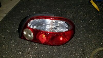 rear tail light pass side	 2001 KIA SEPHIA 1.8L L4