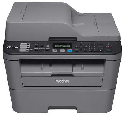 Brother MFC-L2685DW All-in-One Monochrome Laser Printer with Wireless...
