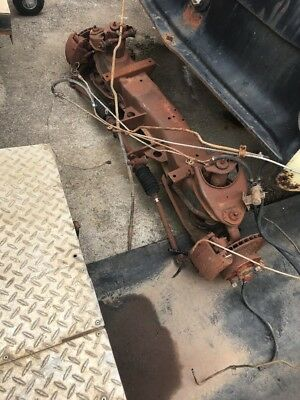 Hk Holden Disc Brake Front End Hot Rod Monaro Gts Brougham Ht Hg Rack And Pinion