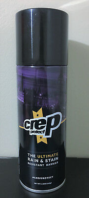 Crep Protect Rain And Stain Resistant Barrier Spray 5 OZ (142G) 1 Can