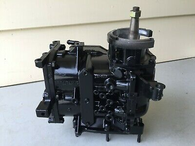1971 Mercury 7.5 hp Outboard Motor Comet Lightning PowerHead, 130lbs Compression